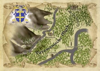 Karte von Varamon
